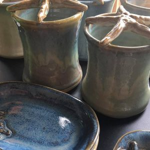 Local & Vintage Pottery