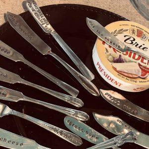 Vintage Silverware & Utensils
