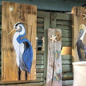 Wood & Driftwood Art